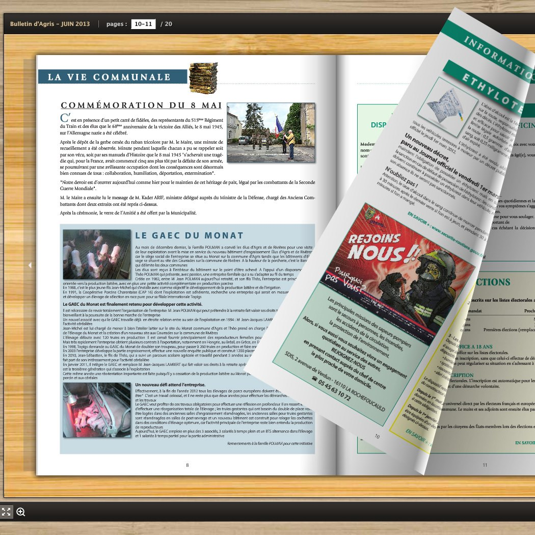 Publications numériques
