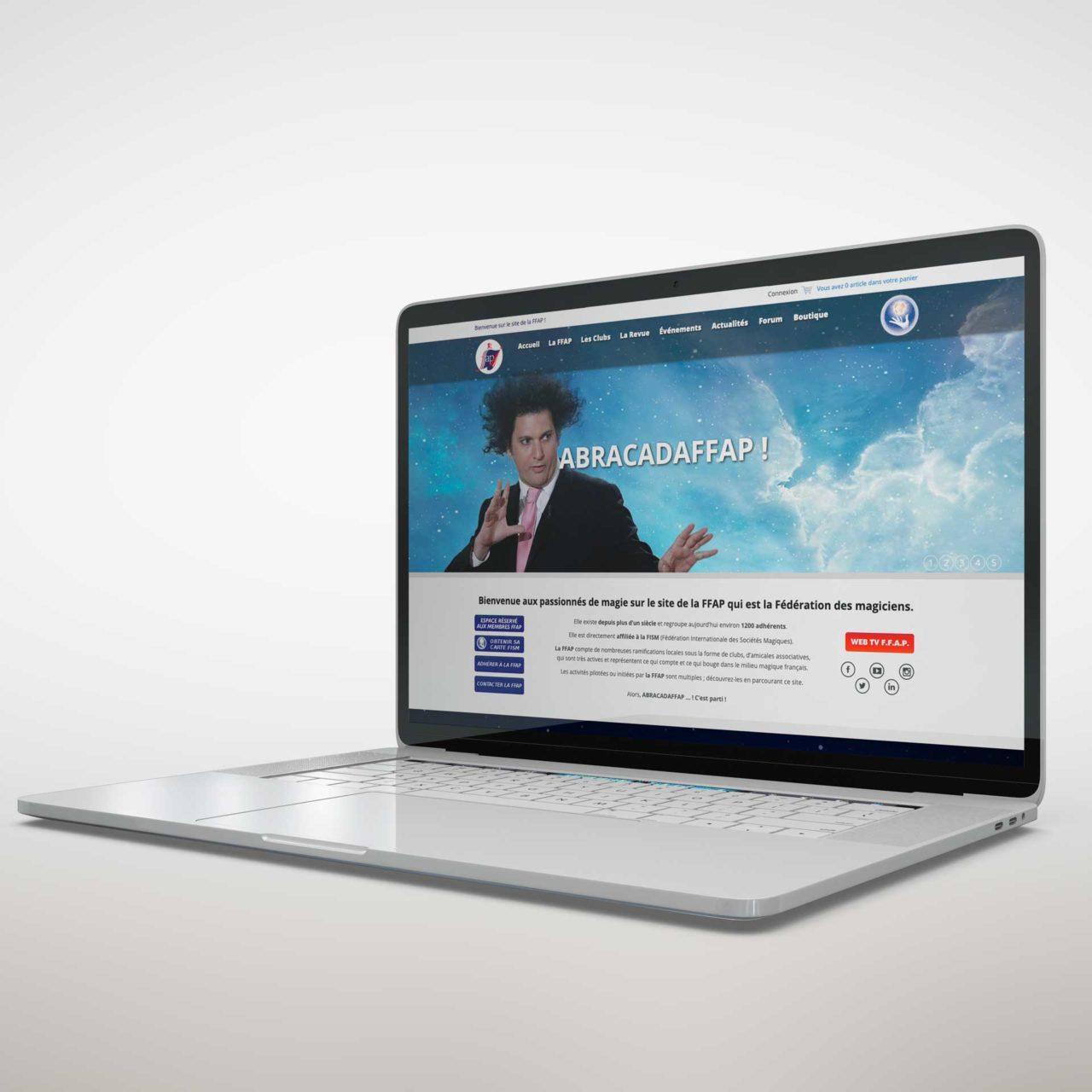 Site E-commerce FFAP