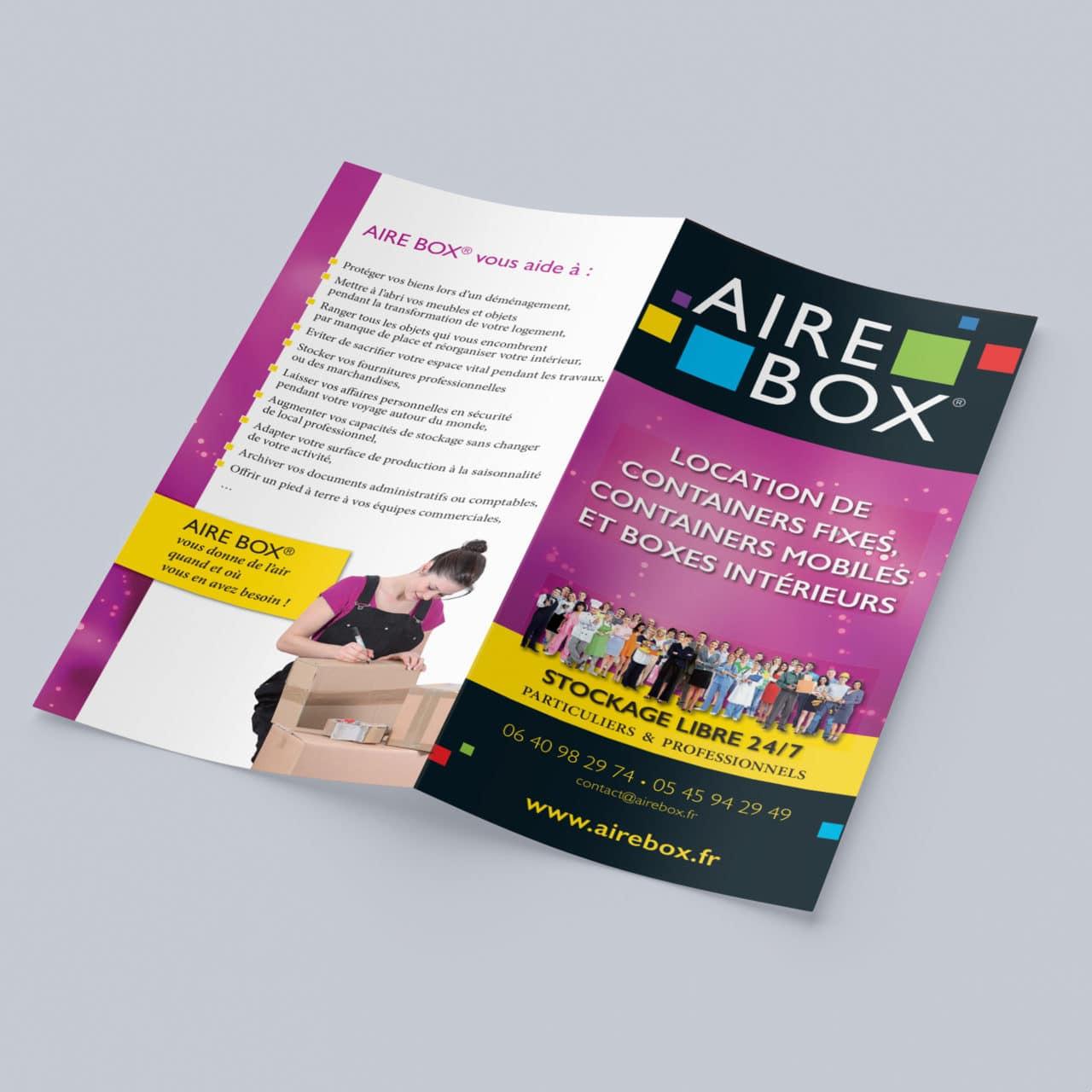 Présentation Aire Box