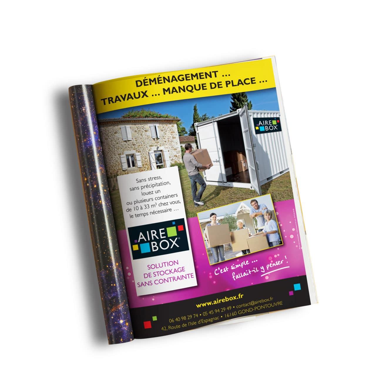 Pub magazine Aire Box