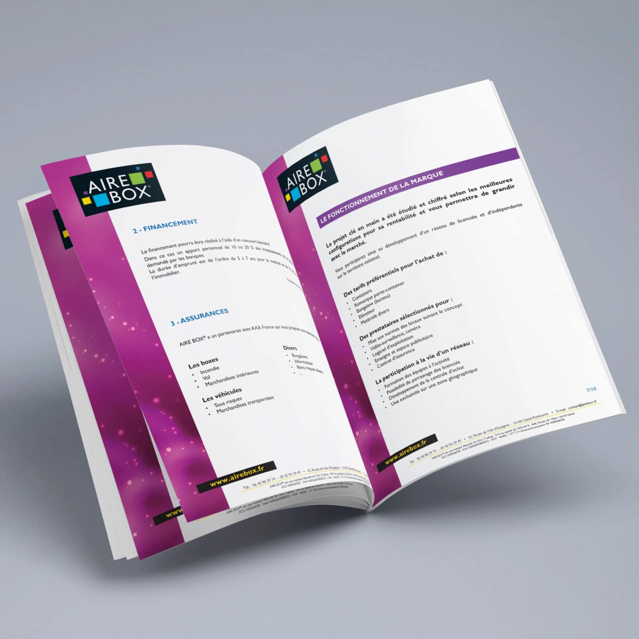 Brochure Aire Box