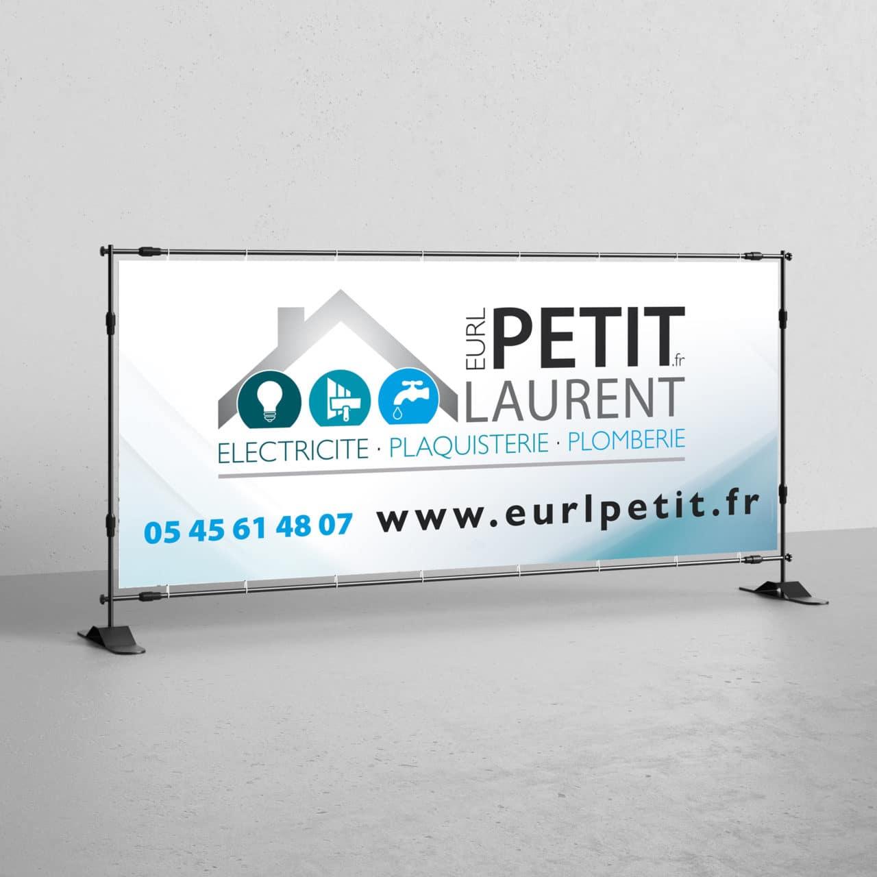Bâche EURL PETIT Laurent