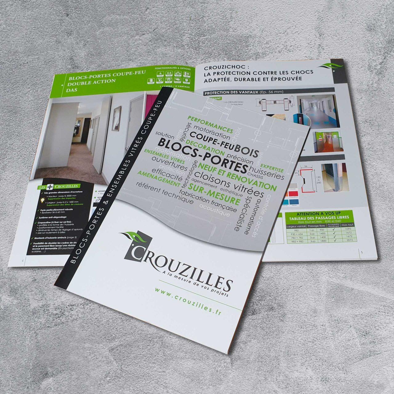 Catalogue Crouzilles