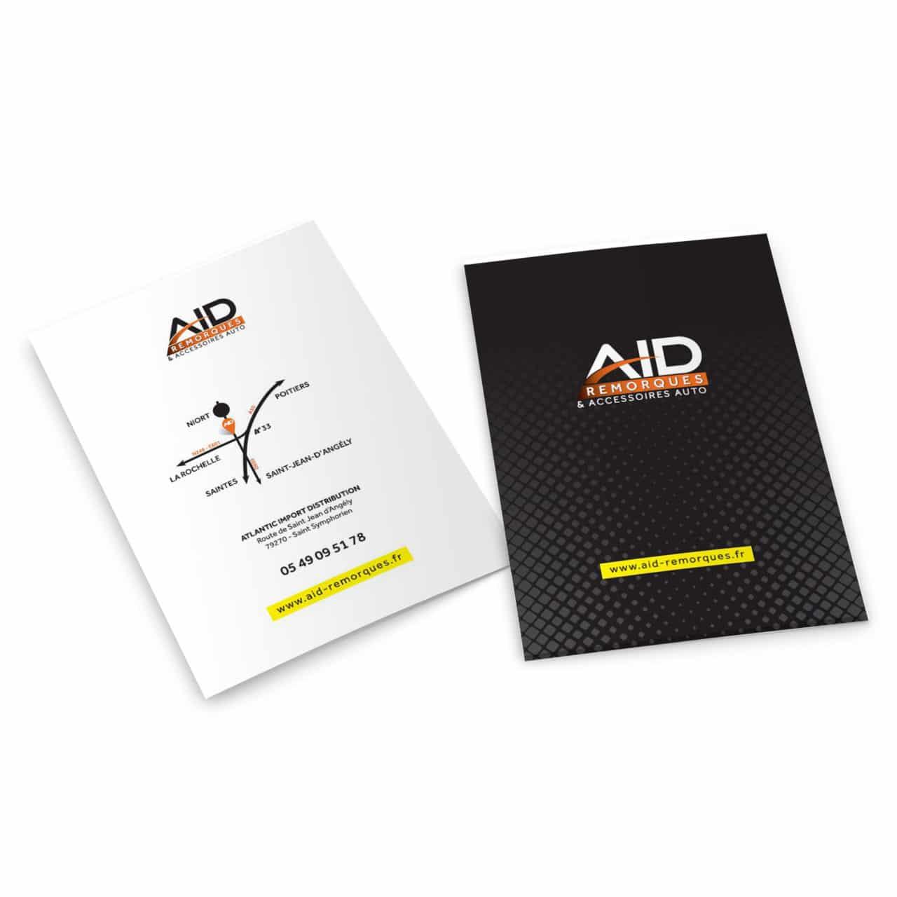 Chemise AID Remorque