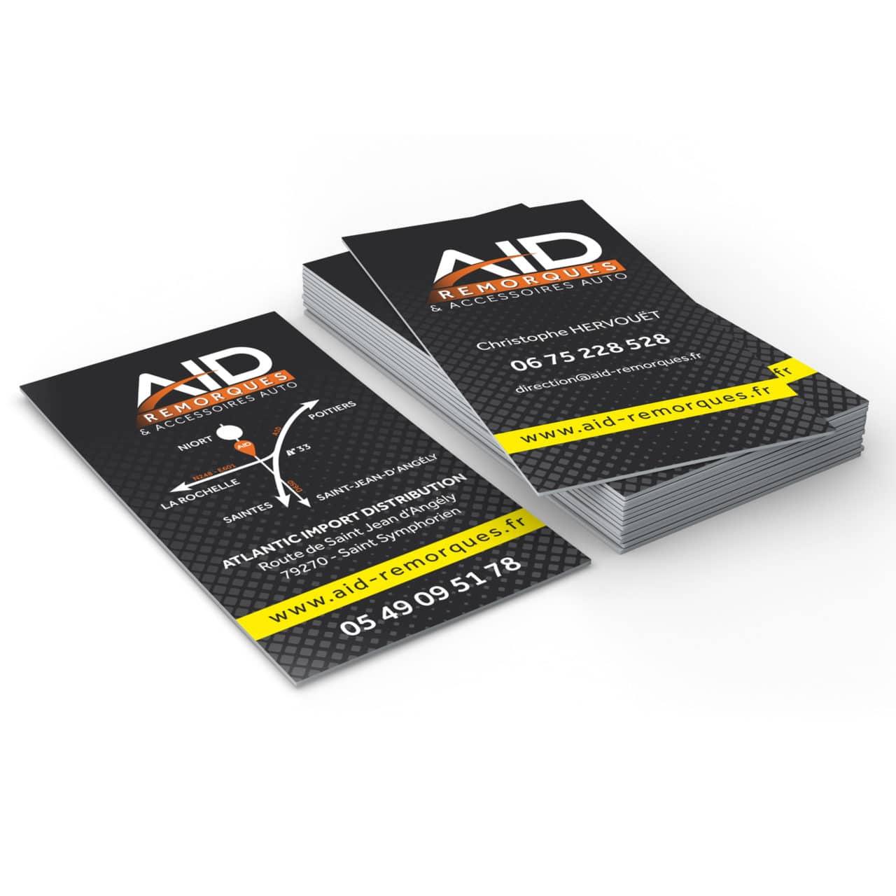 Carte de Visite AID